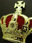 画像5: 王冠と鷲 木製楯 K-1076  【オススメ賞品!】 (5)