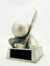ゴルフ用 ブロンズトロフィー B-9611 (旧388)