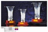 ガラス製 優勝カップ フロストフラワー GC303 (旧 GC206)