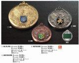 M/鷲・わし メダル (ダイキャスト製・3サイズ)