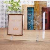 写真立・ガラス製フォトフレーム  DF-1 (L判写真) / 【サンドブラスト彫刻】 または 【UVカラー印刷】